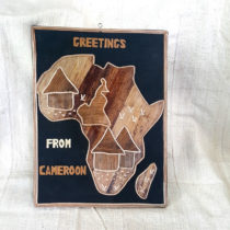 greetings from cameroon